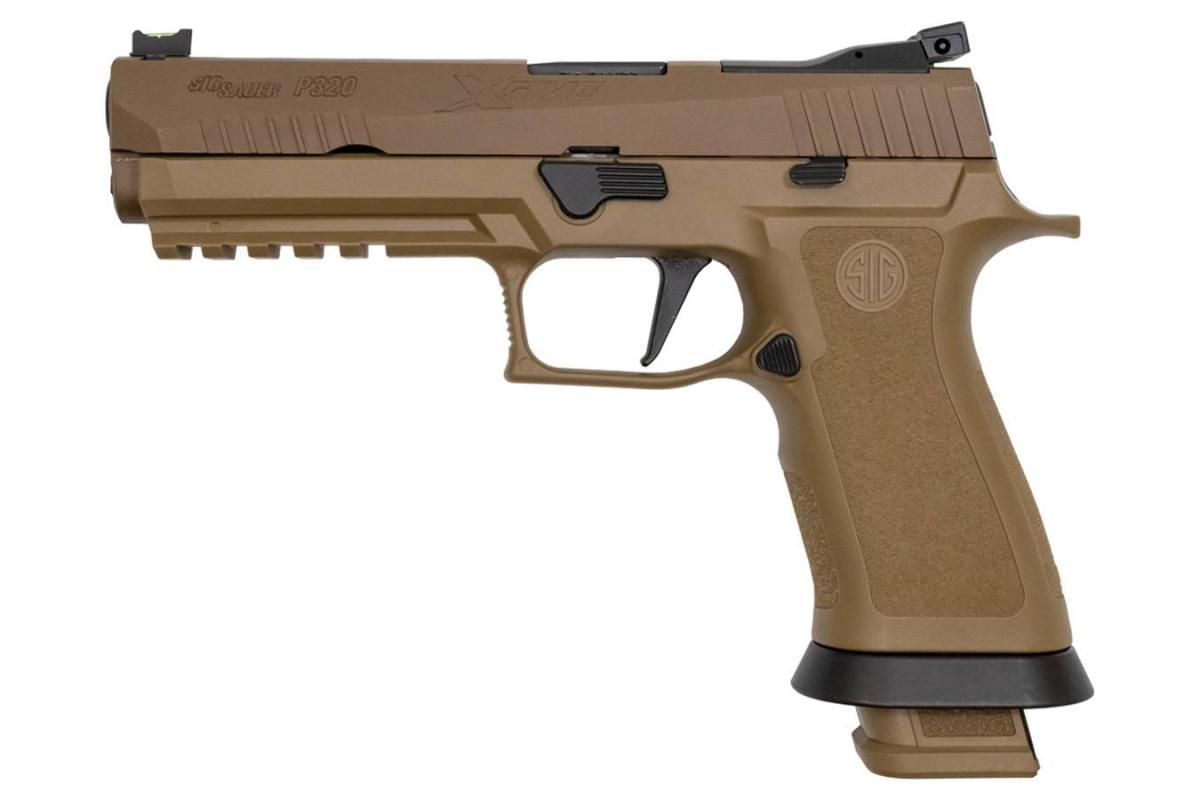 SIG SAUER P320 X-Five 9mm 320X5-9-BAS-COY
