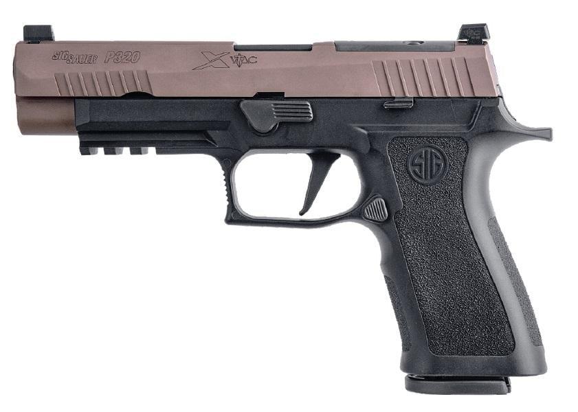 SIG SAUER P320 X-VTAC 9mm 798681604517