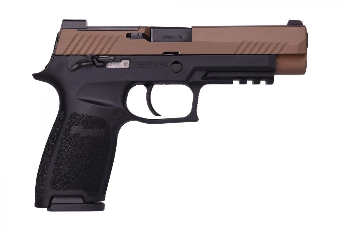 SIG SAUER P320 M17 9mm 798681612536