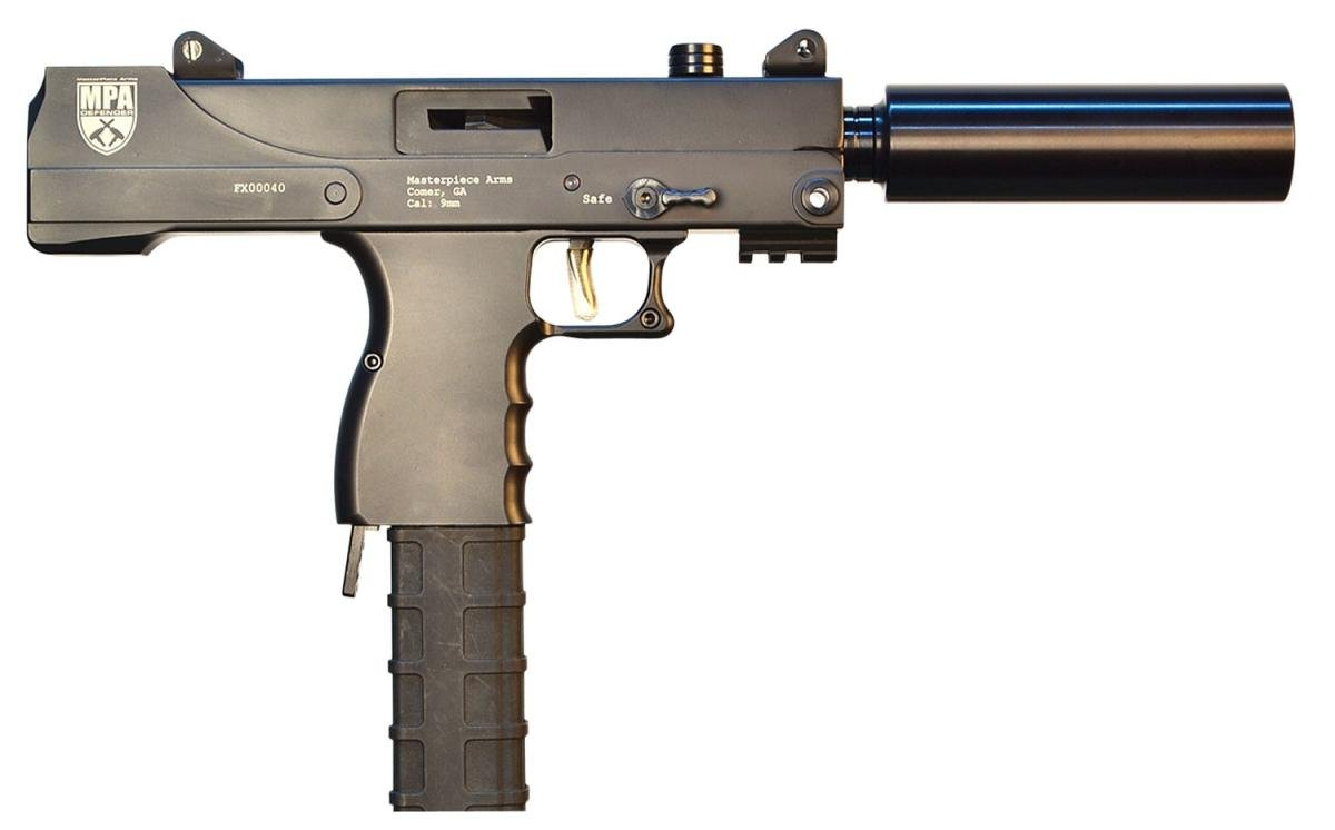 Masterpiece Arms Defender 9mm 30T