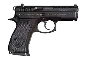 CZ-USA CZ P-01 Black Polycoat Decocker 9MM 01199