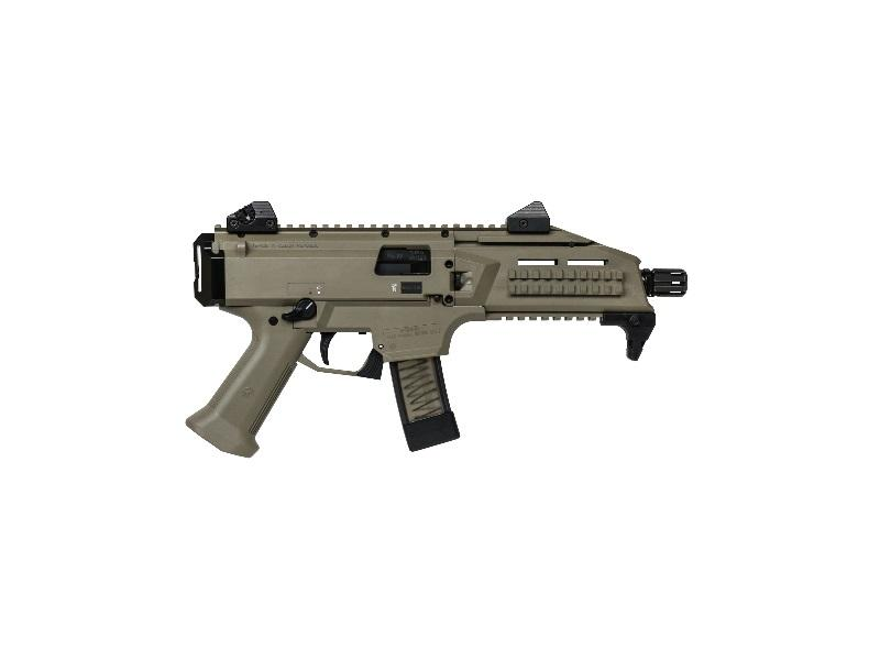 CZ-USA Scorpion Evo 3 S1 Pistol 9mm 806703013527
