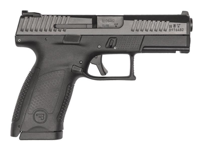 CZ-USA CZ P-10 Compact 9mm 01520