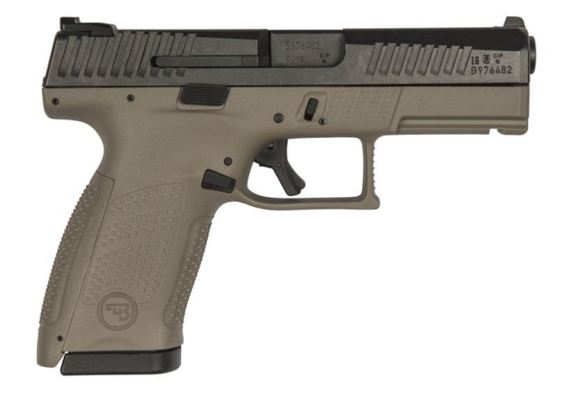 CZ-USA CZ P-10 Compact 9mm 01521