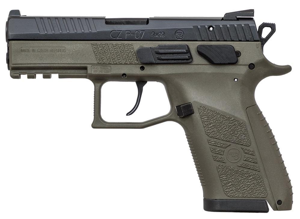 CZ-USA CZ P07 9mm 91077