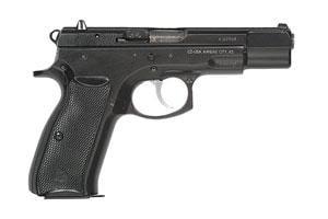 CZ-USA CZ 75 B Black Polycoat 9MM 91102