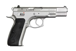 CZ-USA CZ 75 B Stainless Steel 9MM 91128-CZU