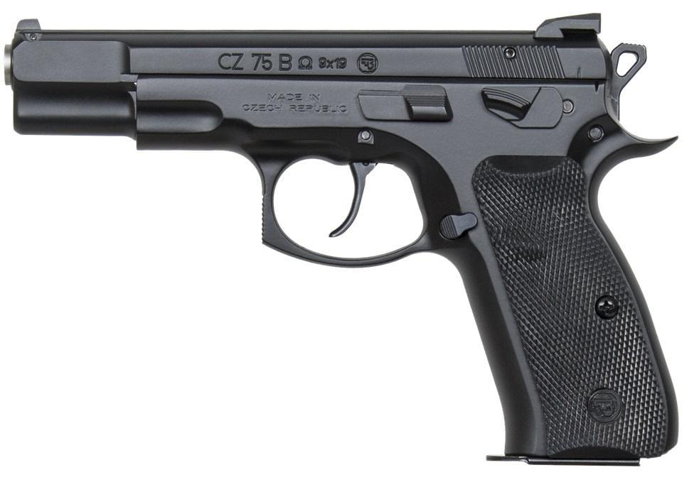 CZ-USA CZ 75 B 9mm 806703911366
