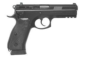 CZ-USA CZ 75 SP-01 Tactical Decocker 9MM 91153