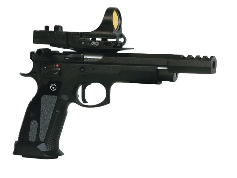 CZ-USA CZ TS Czechmate 9mm 806703911748