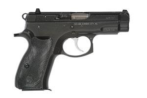 CZ-USA CZ 75 Compact Black Polycoat 9MM 91190