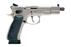 CZ-USA CZ 75 Omega Suppressor Ready 9MM 91235