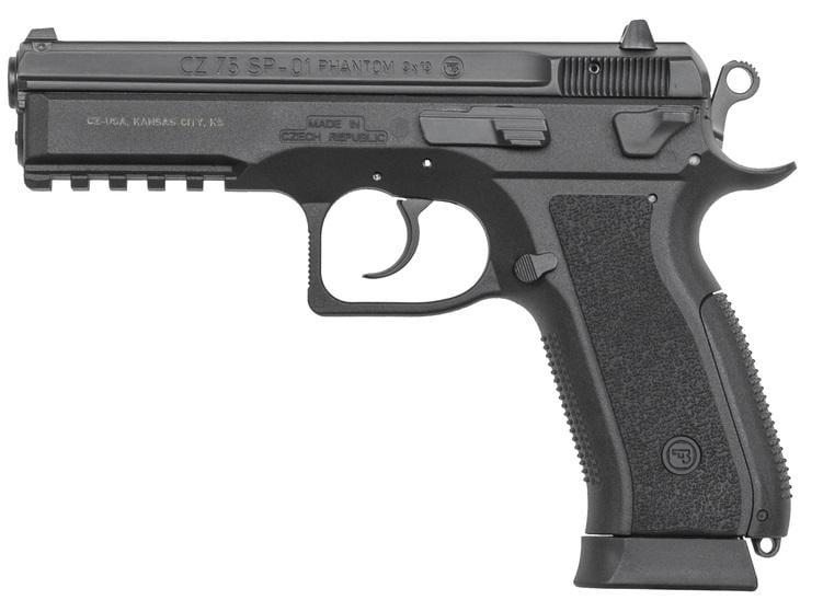 CZ-USA 75 SP-01 Phantom 9mm 91258