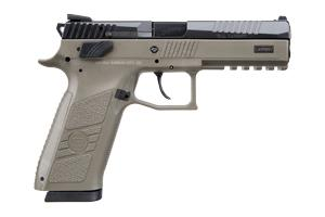 CZ-USA CZ P-09 OD Green 9MM 91268