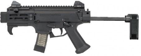 CZ-USA Scorpion Evo 3 S2 Micro Pistol 9mm 806703913483