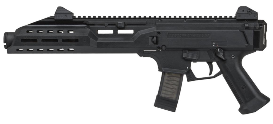 CZ-USA Scorpion Evo 3 S1 Pistol 9mm 91353