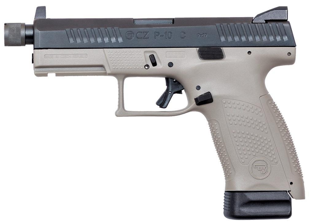 CZ-USA CZ P-10 Compact 9mm 806703915197