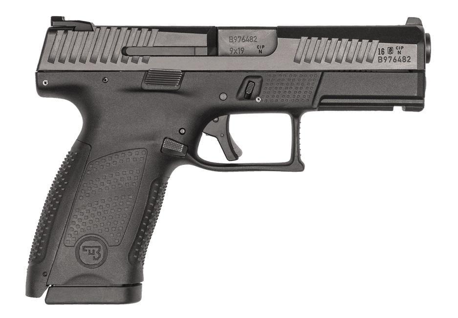 CZ-USA CZ P-10 Compact 9mm 91520