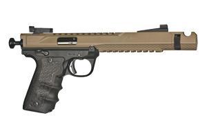 Volquartsen Custom Black Mamba FDE 22LR VF4M-0006