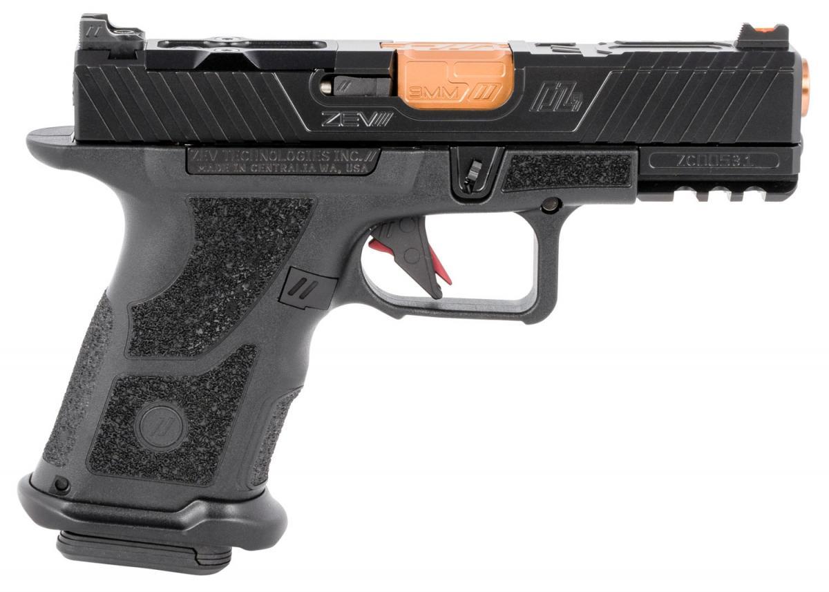 Zev OZ9 9mm Luger 811338035141