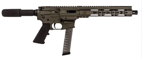 Diamondback Firearms DB9R Pistol 9mm DB9RPBB10