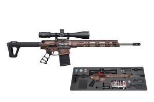 Diamondback Firearms DBSG10 Zac Brown Package 6.5 Creedmoor DBSG1065CAC