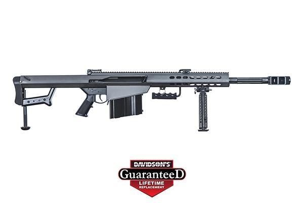 Barrett 82A1 50BMG 816715010193