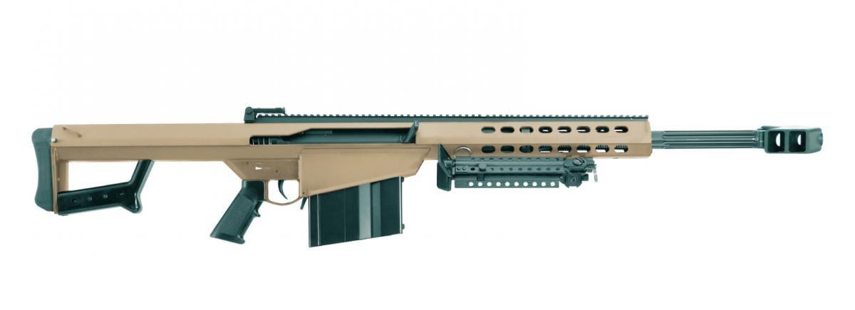 Barrett Firearms Model 82A1 50 BMG 816715012647