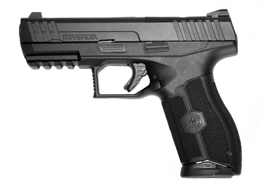 IWI - Israel Weapon Industries Masada 9mm 9mm 818004020838