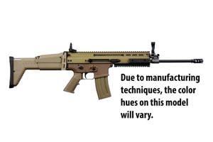 FN America SCAR16S (Special Combat Assault Rifle) 5.56 NATO|223 98501