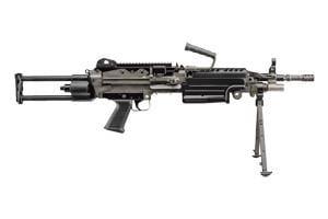 FN America M249S PARA FDE 5.56 NATO|223 56502