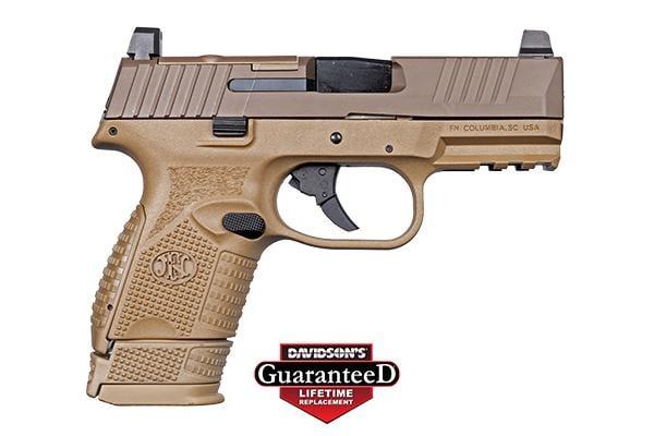 FN America 509 Compact MRD 9MM 66-100574
