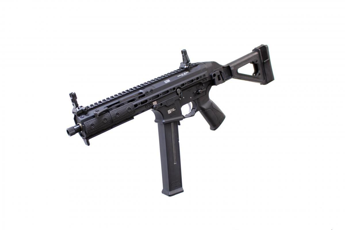 LWRC SMG Pistol 45 ACP SMGPB45B8S