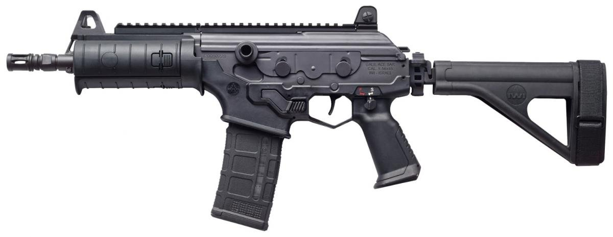 IWI - Israel Weapon Industries Galil Ace SAP 223 Rem | 5.56 NATO 856183006984