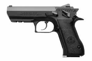 IWI-US Jericho 941 F-9 Full-Size Steel Frame 9MM J941F9