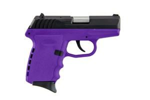 SCCY Industries CPX-2-CB 9MM CPX-2-CBPU