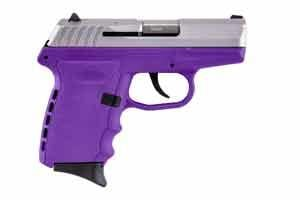 SCCY Industries CPX-2-TT 9MM CPX-2-TTPU