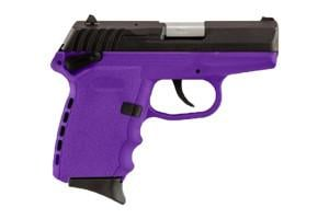 SCCY Industries CPX-1-CB 9MM CPX-1-CBPU