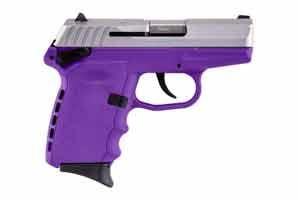 SCCY Industries CPX-1-TT 9MM CPX-1-TTPU