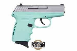 SCCY Industries CPX-2-TT 9MM CPX-2-TTSB