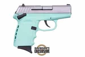 SCCY Industries CPX-1-TT 9MM CPX-1-TTSB