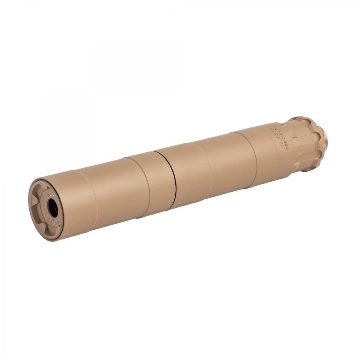 Rugged Suppressors Obsidian9 9mm 859383006600