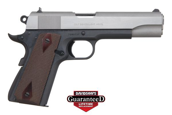 Colt Government Model Series 70 45ACP O1970A1Z-CLT