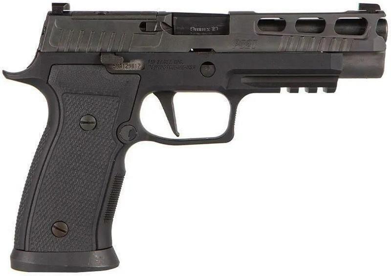Sig Sauer P320 AXG Pro 9mm 320AXGF-9-BXR3-PRO-R2