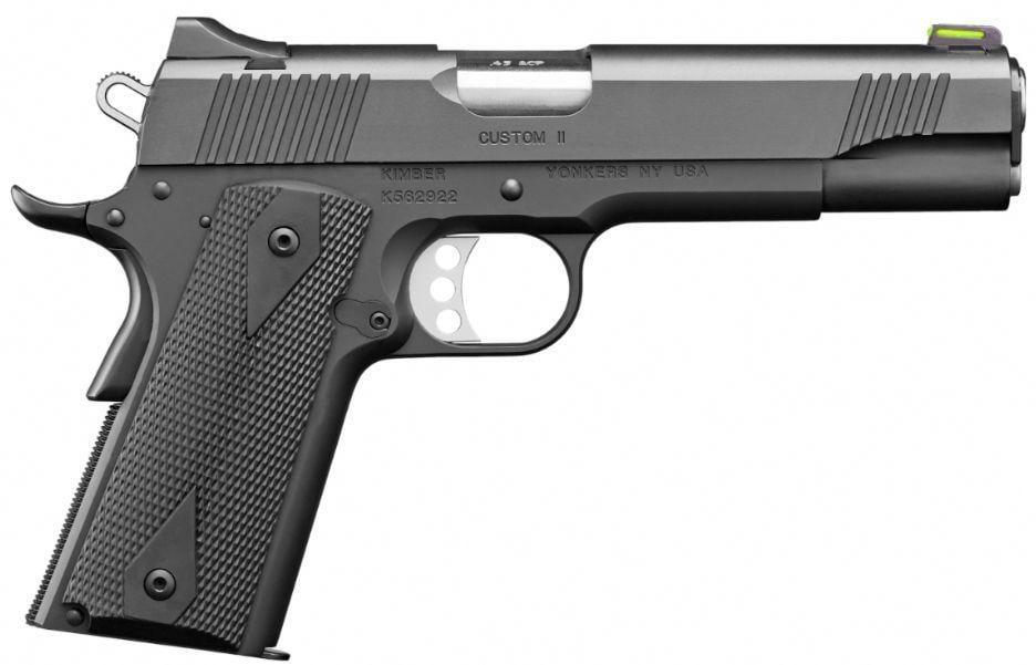 Kimber Custom II (GFO) 10mm 669278375519