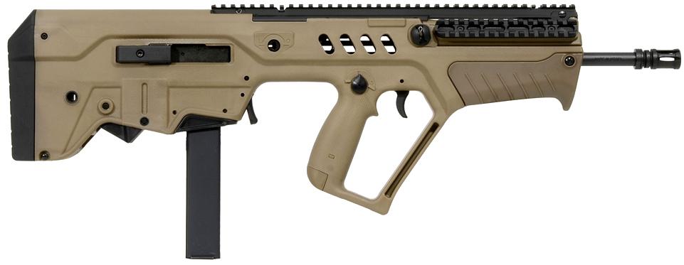 Iwi Tavor Sar Flat Dark Earth Bullpup 9mm Carbine 1231 8 Gun Deals