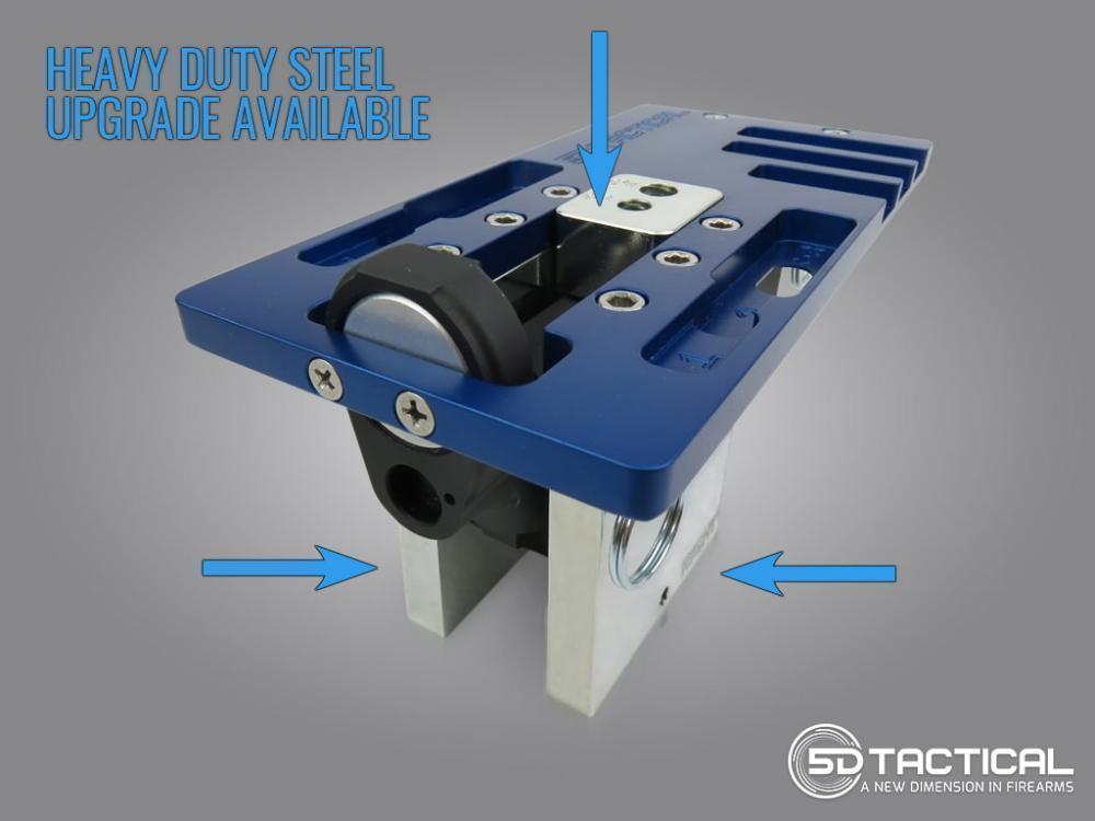 IN STOCK - 5D Tactical Universal AR-15 80% Router Jig - $149 99