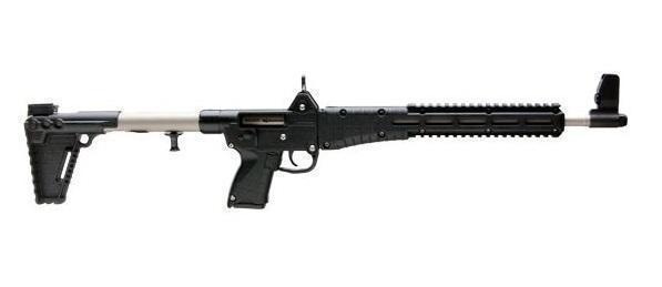 Kel-Tec SUB2000 40S&W Glock Mag Nickel Boron 13rd - $379 99 (S/H $19 99  Firearms, $9 99 Accessories)