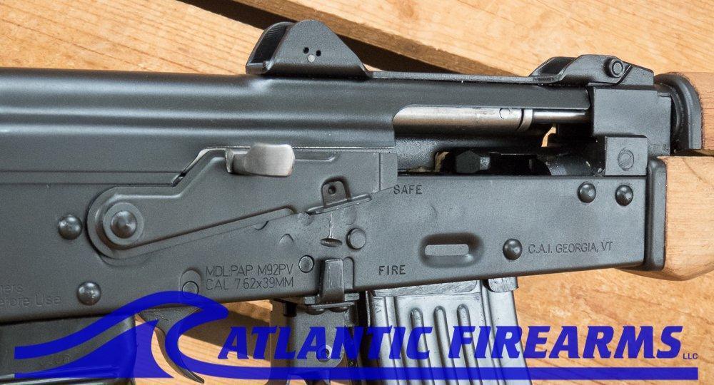 m92 gas piston zastava pap m92 pv pistol hg3089 n promo 649 slickguns gun