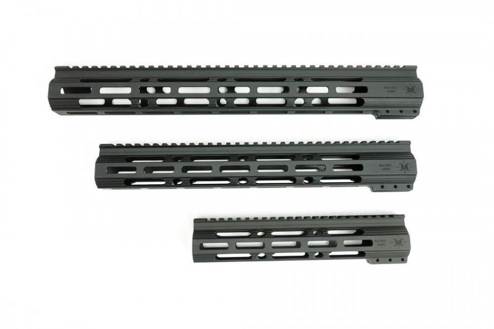 """Matrix Arms Foxtrot M-LOK Handguard 13/"""""""